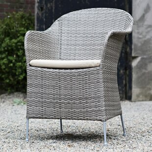 CO9 Design Addison Patio Dining Chair with Cushion