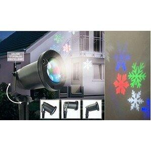 Let it Snow LED Snowflake Light Projector  sc 1 st  Wayfair & Led Christmas Light Projector   Wayfair azcodes.com