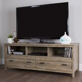 Exhibit TV Stand for TVs up to 65 by South Shore