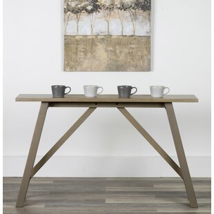 Luevano Rustic Console Table