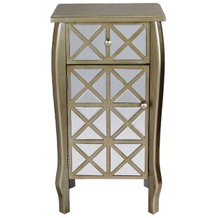 Ellaline 1 Door Accent Cabinet by House of Hampton