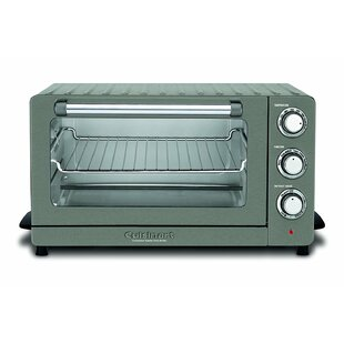 0.6 Cu. Ft. Convection Toaster Oven Broiler
