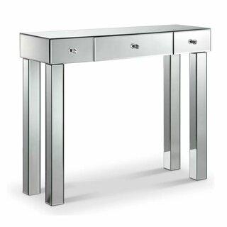 "Lottie 31"" Console Table by Rosdorf Park SKU:BB661013 Check Price"