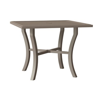 Banchetto Square 28 Inch Table by Tropitone Best #1