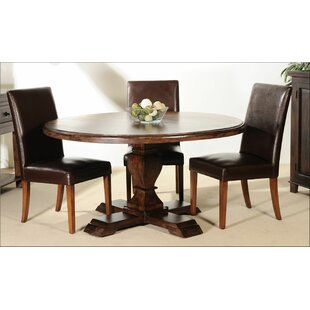 Castle Solid Wood Dining Table by Aishni Home Furnishings Herry Upt