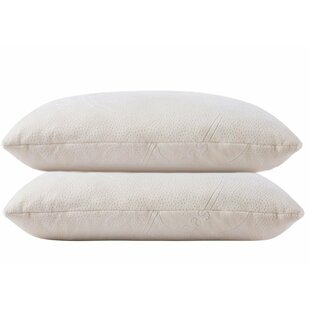Giannini Shredded Memory Foam Queen Pillow (Set of 2)