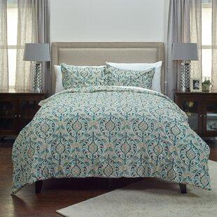 Darby Home Co Haynes 3 Piece Comforter Set