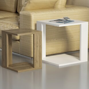 Demeo 2 Piece Nesting Tables
