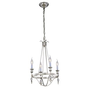 Darby Home Co Trevorton 4-Light Candle St..