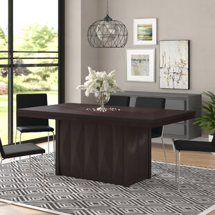 Bunton Modern Dining Table Brayden Studio