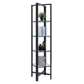 Whisman X-Cetera Iron Pier Etagere Bookcase by Ebern Designs SKU:EC253613 Order