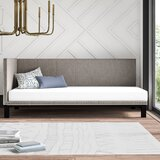 Carwile Metal Mid Century Daybed by Mercury Row®