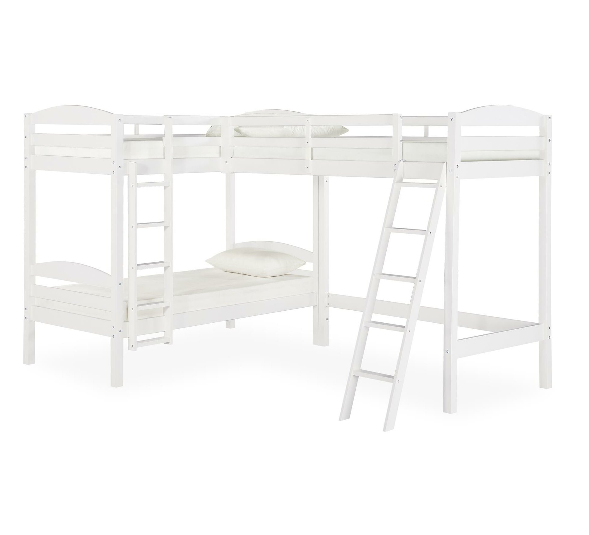 Picture of: Triple Bunk Beds Wayfair
