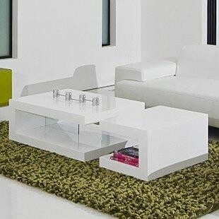Glaude Coffee Table by Orren Ellis