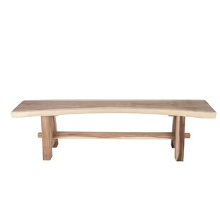 Despain Wood Bench By Union Rustic