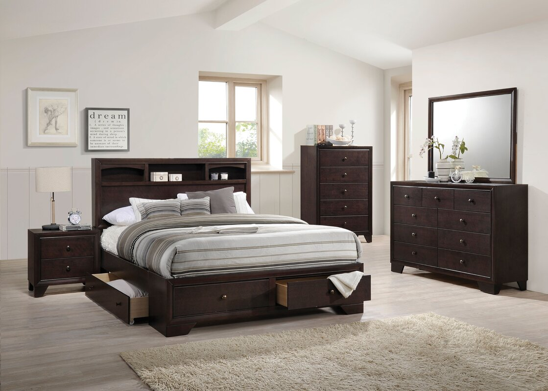 ACME Furniture Madison ll Platform Configurable Bedroom Set ...