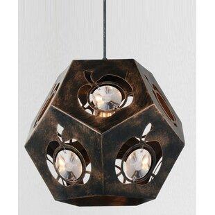 CWI Lighting Sasha 1-Light Pendant