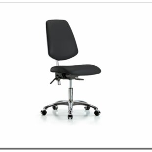 Read Reviews Evie Desk Height Ergonomic Office Chair By Symple Stuff