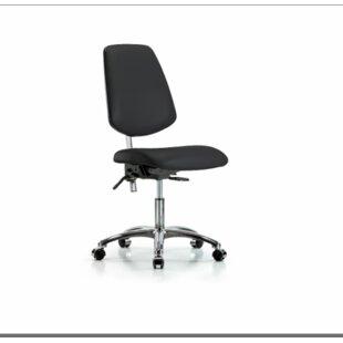 Savings Evie Desk Height Ergonomic Office Chair BySymple Stuff