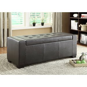 Tigard Upholstered Storage Bench
