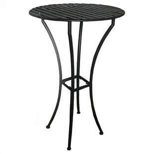 17 Stories Marc-Antoine Iron Bar Table