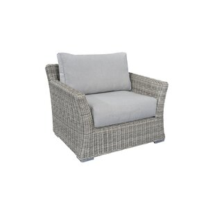 Norman Patio Chair with Cushions