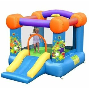 Kidwise Party Bouncer with Slide Bounce House