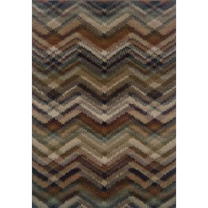 Horasan Gray/Brown Area Rug