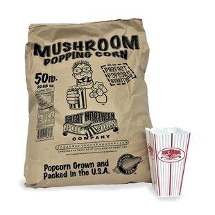 50 Oz. Mushroom Popcorn