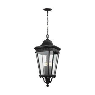 Chesterhill 4-Light Outdoor Hanging Lantern