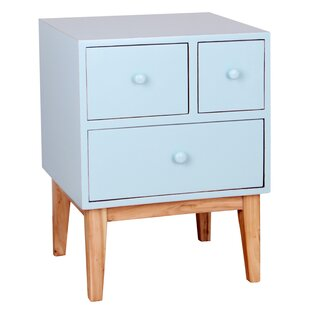 Zooey End Table With Storage b..