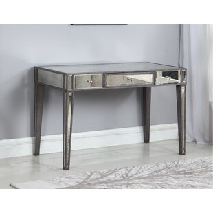 Marview Mirrored Desk