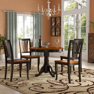 Ranshaw 5 Piece Dining Set Alcott Hill