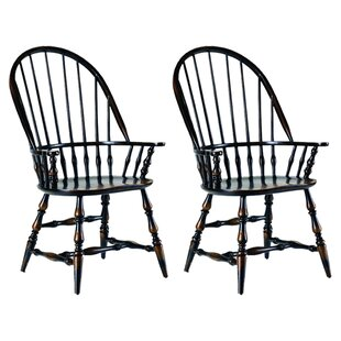 Big Save Sanctuary Windsor Dining Chair (Set of 2) by Hooker Furniture Reviews (2019) & Buyer's Guide