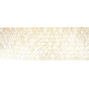 Elise Table Runner by The Holiday Aisle Spacial Price