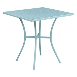 Siobhan Metal Dining Table