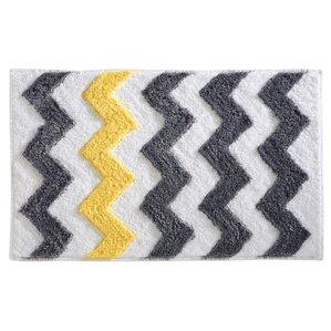 Bath Rugs Mats Youll Love Wayfair - Gray contour bath rug for bathroom decorating ideas