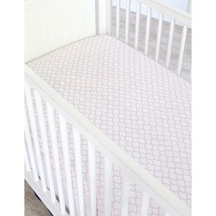 Affordable Dream Fitted Crib Sheet ByJust Born