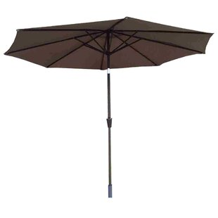 Review 2.5m Traditional Parasol