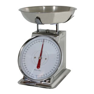 Removable Stainless Steel Bowl Mechanical Scales