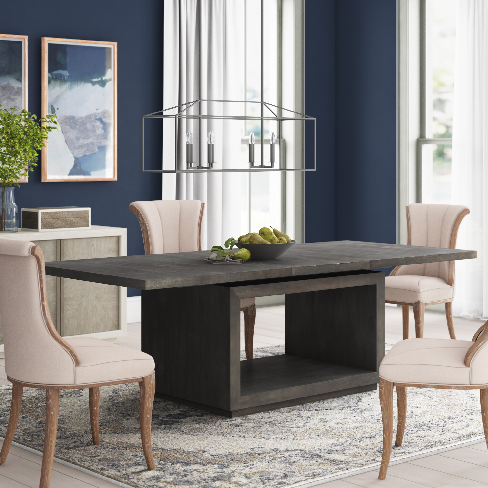 Joss Main Extendable Dining Table Wayfair