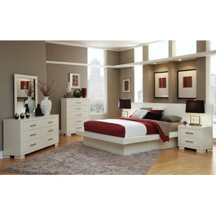 Ebern Designs Hammes Platform Configurable Bedroom Set