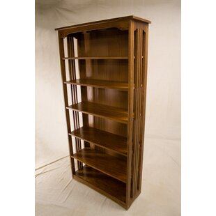 Jagger 3 Shelf Spindle Standard Bookcase
