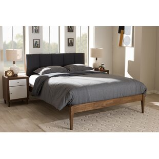 Bench Upholstered Platform Bed