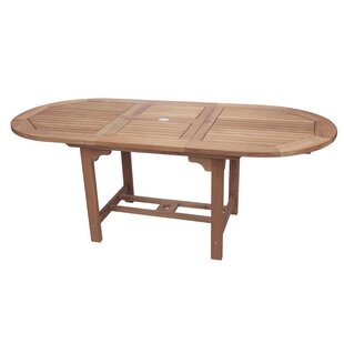 Gretchen Extendable Teak Dining Table