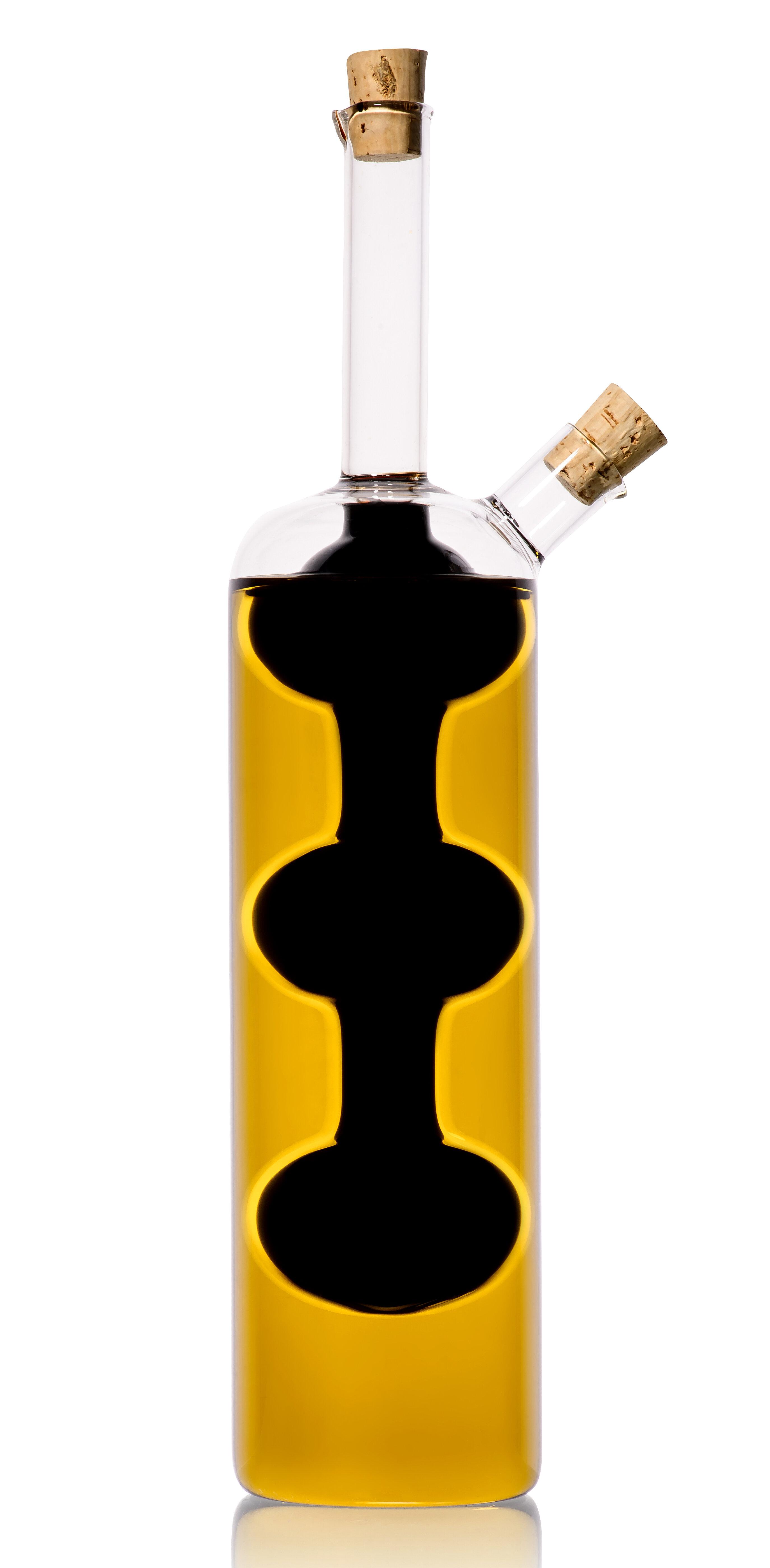 Winston Porter 2 Piece Oil And Vinegar Cruet Set Wayfair