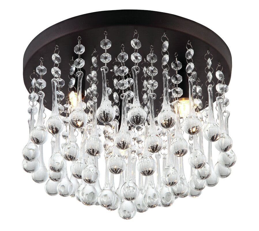 Flush Mount Lighting Youll Love Wayfair