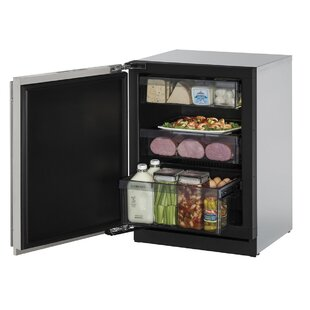 3000 Series Stainless Steel 24-inch 4.9 cu. ft. Undercounter Refrigeration