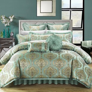 Chic Home Como 9 Piece Comforter Set
