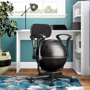 Exercise Ball Chair By Symple Stuff